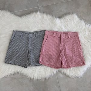 Bundle of 2 Pinstripe Shorts, size 27